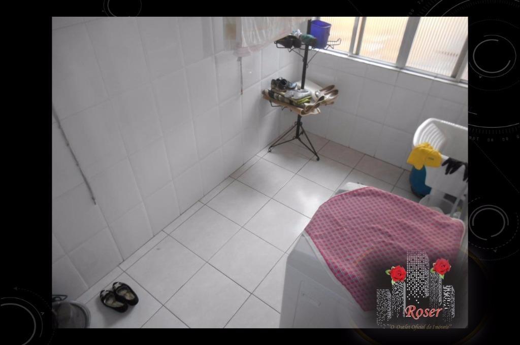 Apartamento de 3 dormitórios à venda em Centro, São Vicente - SP