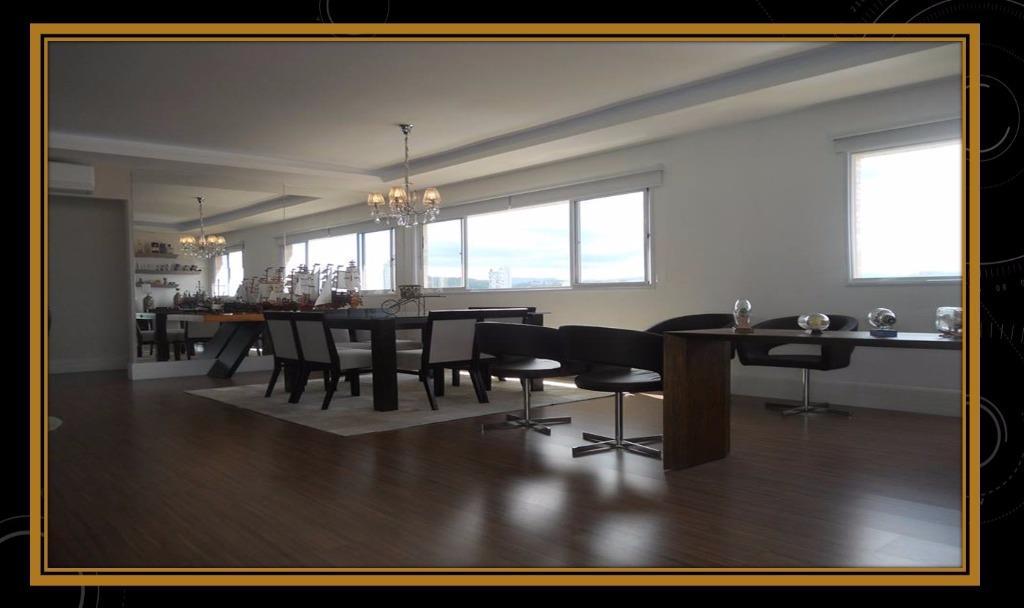 Apartamento de 4 dormitórios à venda em Boqueirão, Santos - SP