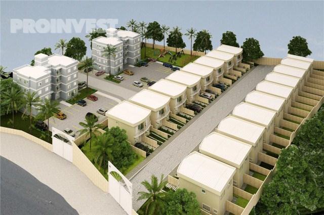 Apartamento de 2 dormitórios em Duo Granja Viana, Cotia - SP