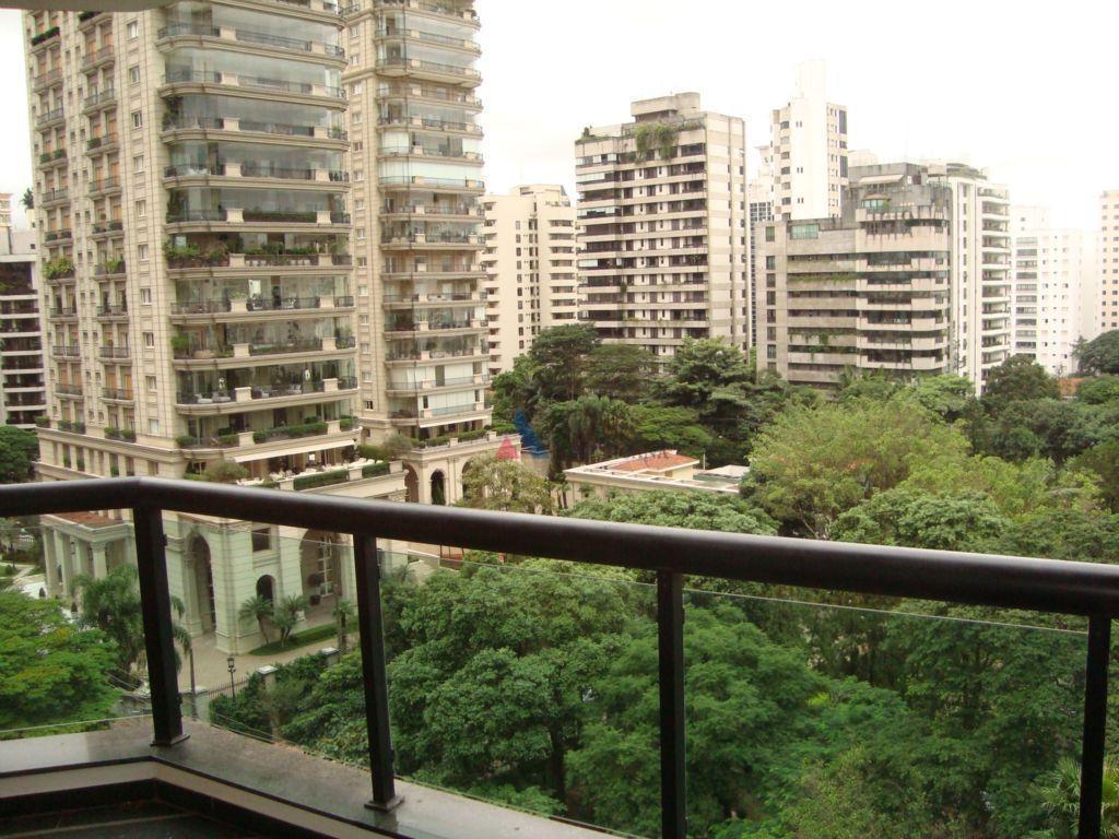 Apartamento Residencial para locação, Vila Nova Conceição, São Paulo - AP2731.