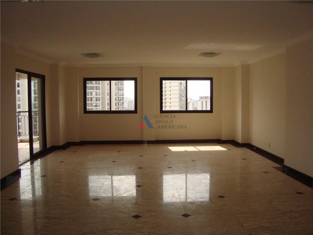Apartamento Residencial para locação, Alto da Boa Vista, São Paulo - AP3376.