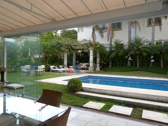 Casa em condomínio fechado para venda e locação, Morumbi, São Paulo - CA2598.