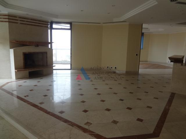 Apartamento Residencial para locação, Morumbi, São Paulo - AP5427.
