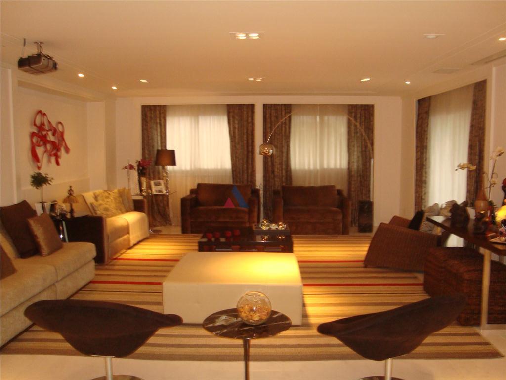 Apartamento em condomínio fechado para venda e locação, Alto da Boa Vista, São Paulo - AP2479.