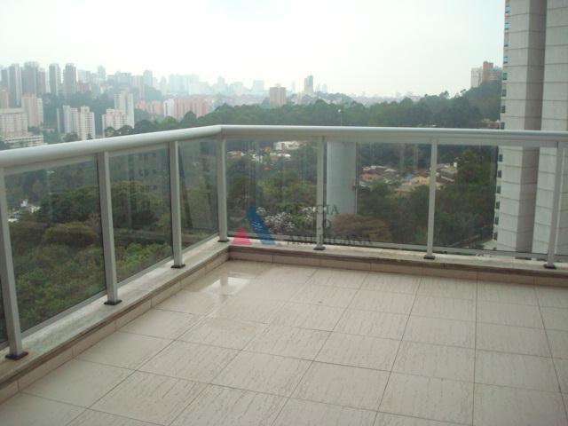 Apartamento Residencial para locação, Parque do Morumbi, São Paulo - AP2532.