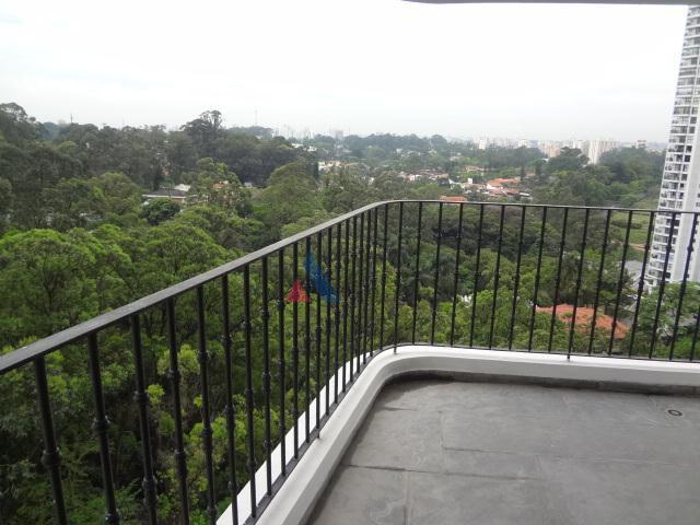 Apartamento para locação, Alto da Boa Vista, São Paulo - AP6948.