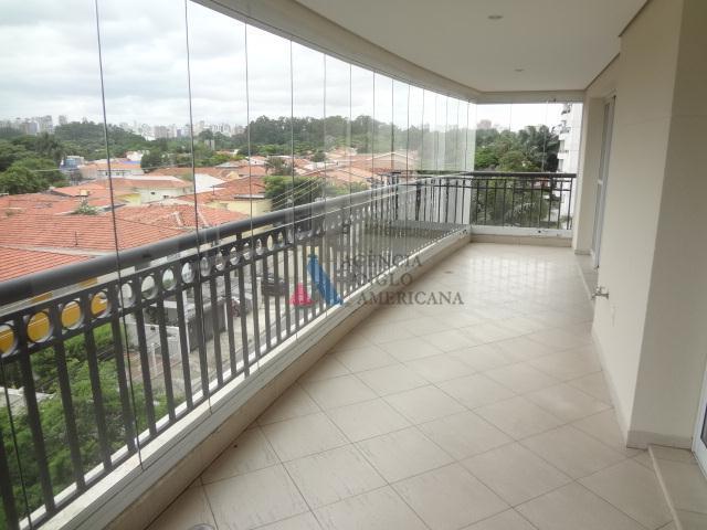 Apartamento Residencial para locação, Vila Nova Conceição, São Paulo - AP5416.