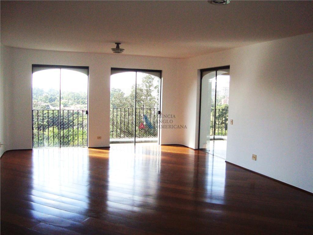 Apartamento Residencial para locação, Alto da Boa Vista, São Paulo - AP6721.