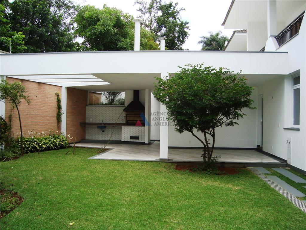 Casa Residencial para locação, Jardim Petrópolis, São Paulo - CA1039.
