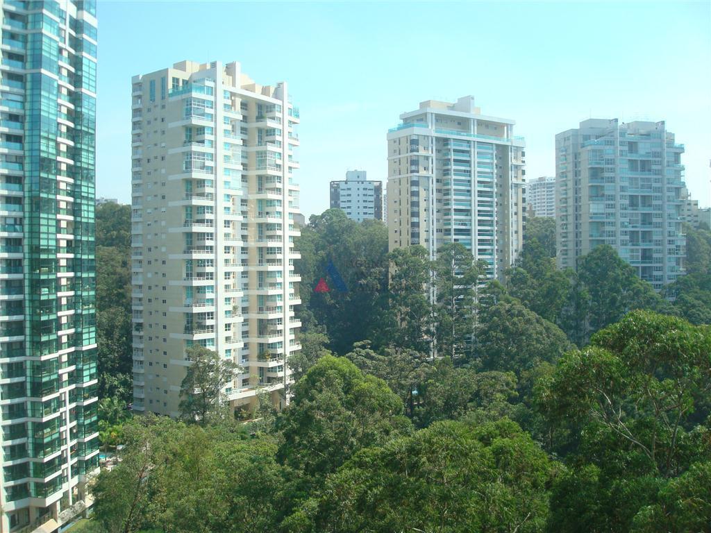 Apartamento Residencial para locação, Morumbi, São Paulo - AP9191.