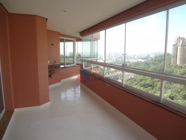 Apartamento Residencial para locação, Jardim Fonte do Morumbi, São Paulo - AP9692.