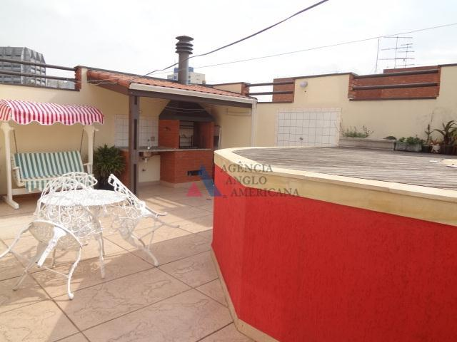 Cobertura residencial para locação, Alto da Boa Vista, São Paulo - CO0044.