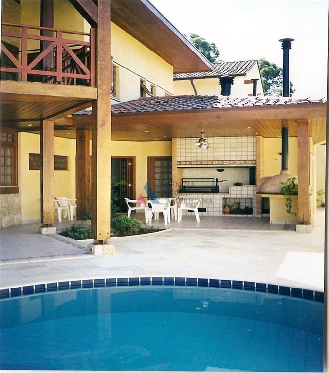 casa - condomínio fechado com 30.000m2 de área, muito verde, alamedas, bosque, quadra de tênis e...