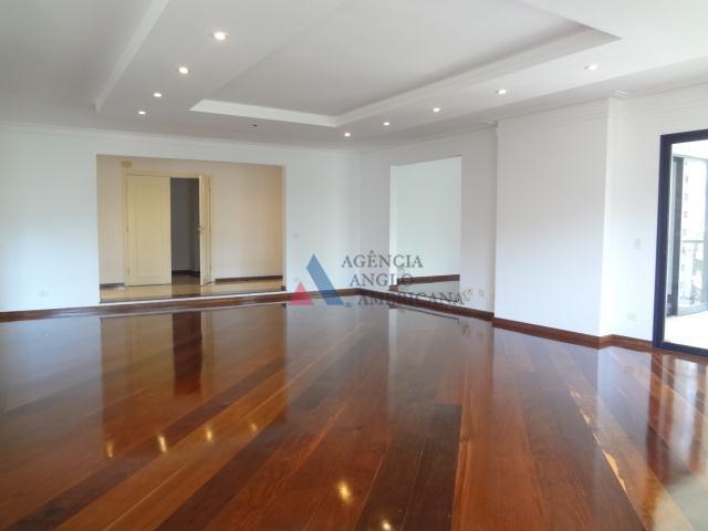 Apartamento Residencial para locação, Alto da Boa Vista, São Paulo - AP5384.