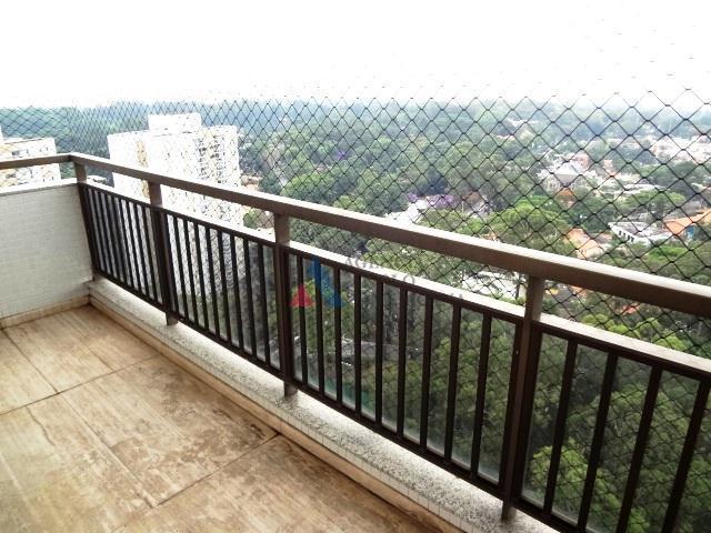 Apartamento Residencial para locação, Alto da Boa Vista, São Paulo - AP0784.
