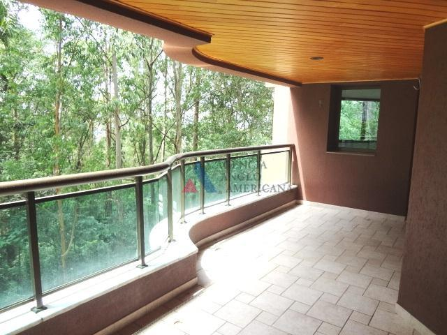 Apartamento Residencial para venda e locação, Panamby, São Paulo - AP1525.