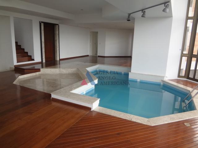 Apartamento Residencial para locação, Morumbi, São Paulo - AP6210.