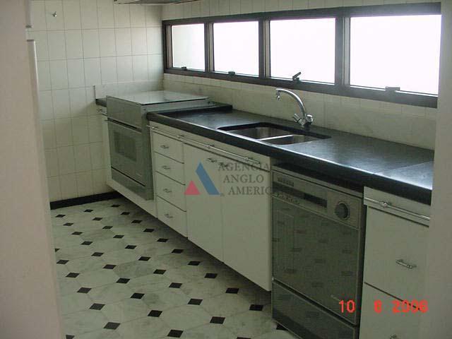 Apartamento residencial para locação, Campo Belo, São Paulo - AP0945.