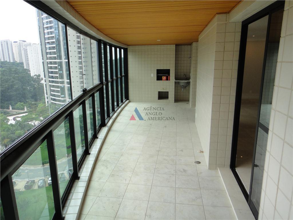 Apartamento para locação, Villaggio Panamby, São Paulo - AP2625.