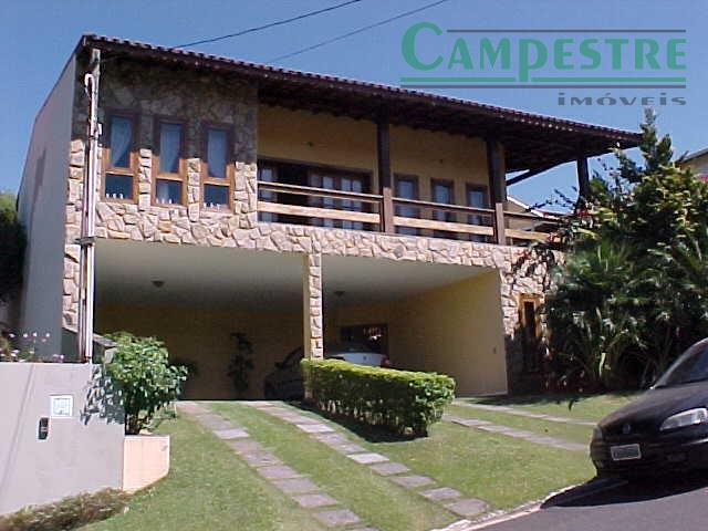 Casa Residencial à venda, Parque Residencial Maison Blanche, Valinhos - CA0047.