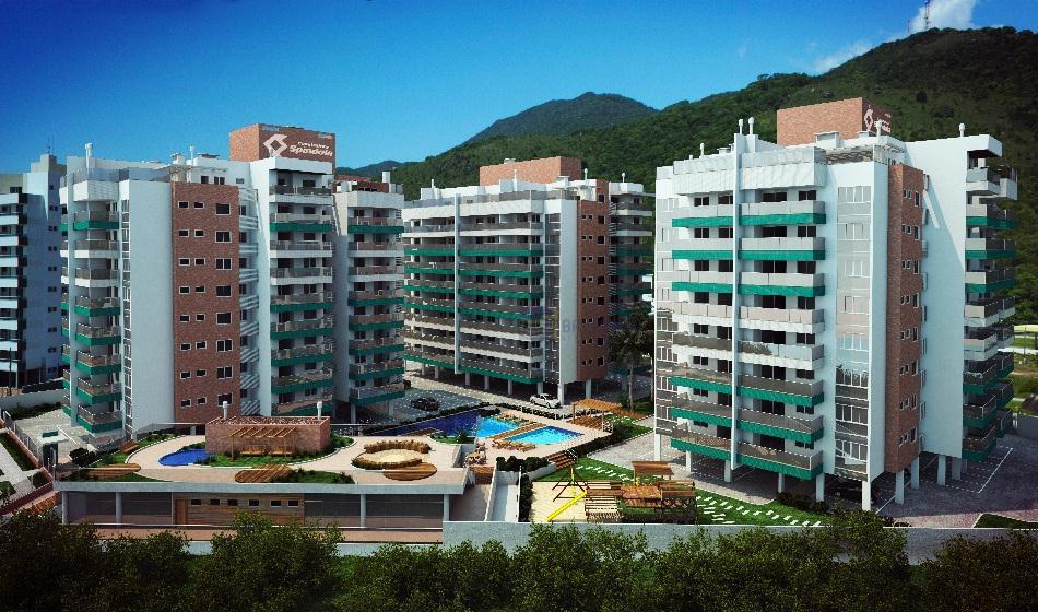 Apartamento residencial à venda, Centro, Governador Celso Ramos.