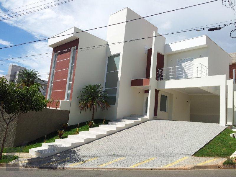 Casa  residencial à venda, Condomínio Reserva da Mata, Vinhedo.