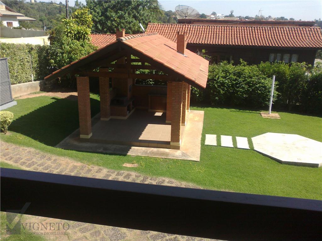 Casa residencial para locação, Condomínio Vista Alegre - Sede, Vinhedo - CA1178.