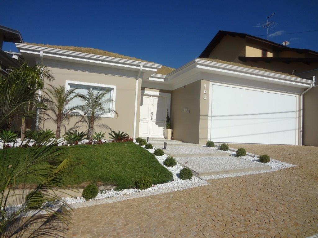 Casa residencial à venda, Parque Terranova, Valinhos - CA1163.