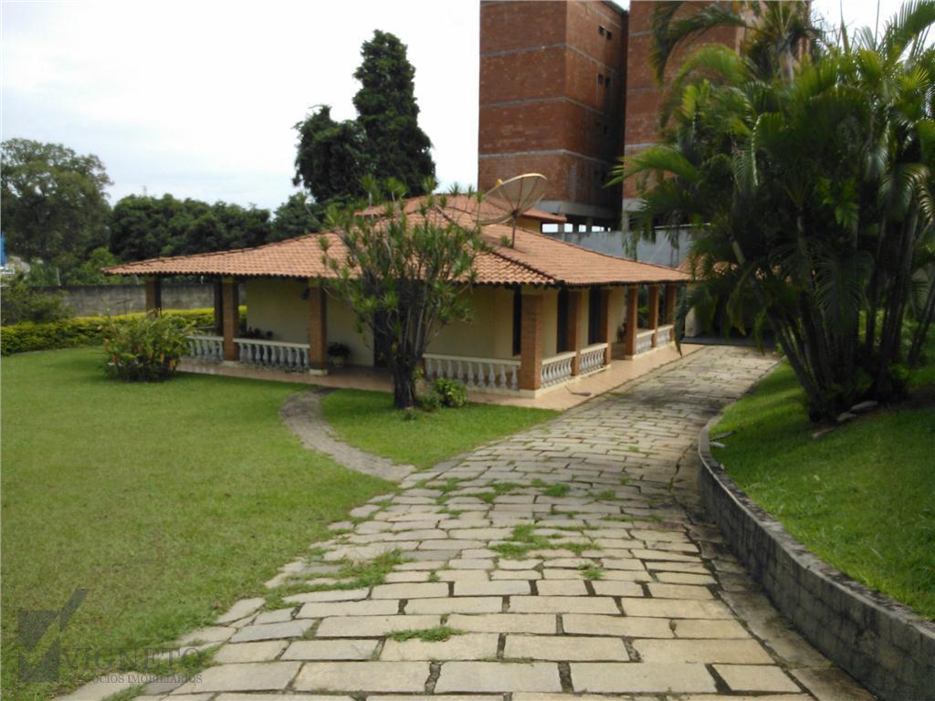 Casa comercial para locação, Jardim Santa Claudina, Vinhedo - CA1124.