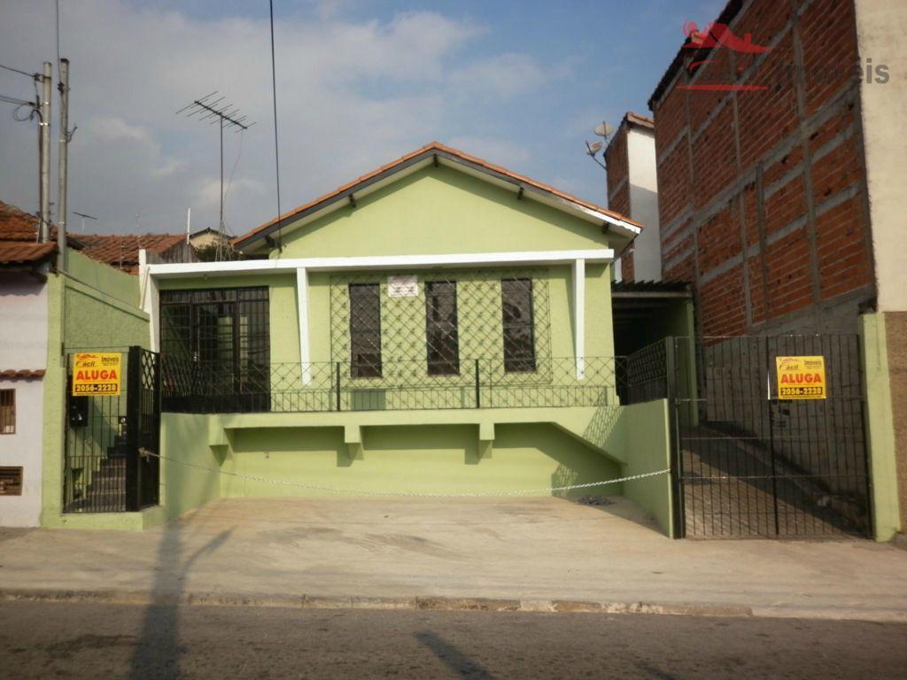 Casa comercial para locação, Itaquera, São Paulo - CA0018.