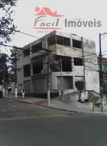 Prédio comercial para locação, Itaquera, São Paulo - PR0002.