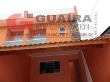 Sobrado de 4 dormitórios à venda em Parque Das Nações, Santo André - SP