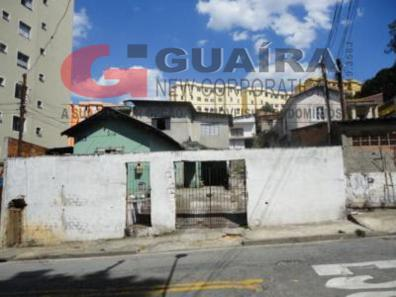 Terreno à venda em Jardim Oriental, Santo André - SP