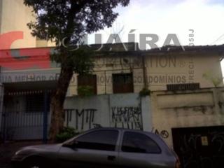 Terreno à venda em Centro, Santo André - SP