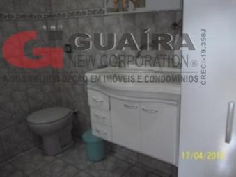 Sobrado de 2 dormitórios em Centro, Santo André - SP