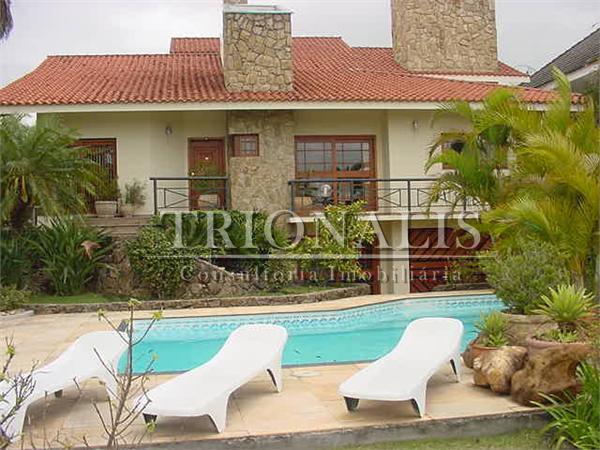 Casa residencial à venda, Residencial Osato, Atibaia - CA0073.