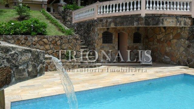 Casa residencial à venda, Atibaia Vista da Montanha, Atibaia - CA0347.