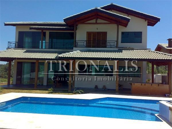 Casa residencial à venda, Condominio Serra da estrela, Atibaia - CA0096.