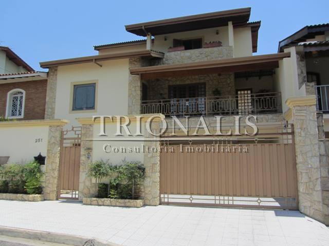 Casa residencial à venda, Jardim Tapajós, Atibaia - CA0560.