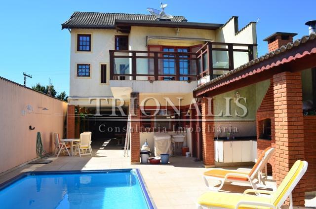 Casa residencial à venda, Jardim Jaraguá, Atibaia - CA0365.
