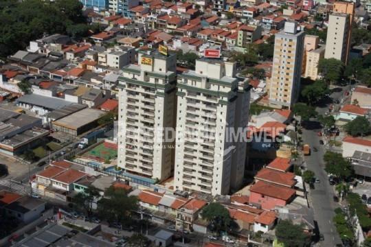 Apartamento residencial à venda, Vila Angelina, São Bernardo do Campo.