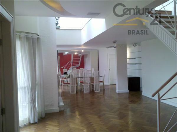 Cobertura Residencial para venda e locação, Morumbi, São Paulo - CO0007.