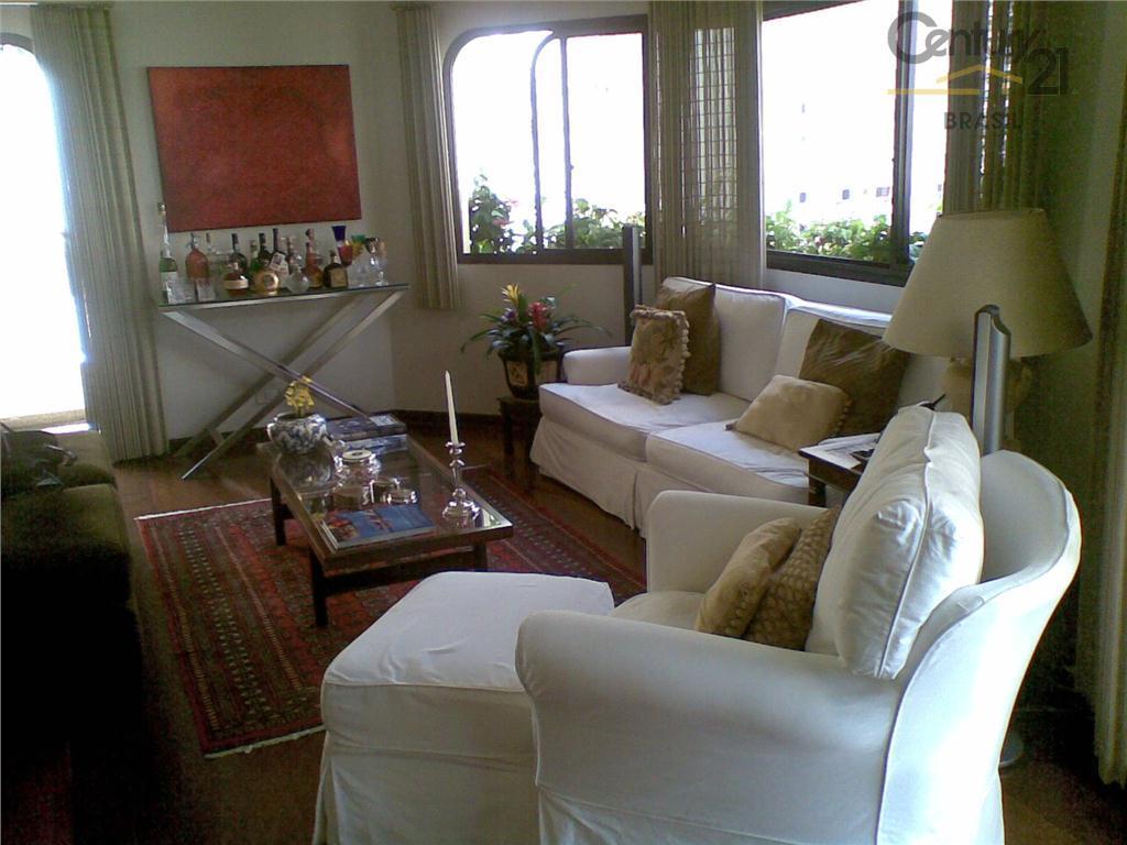 Apartamento Residencial à venda, Campo Belo, São Paulo - AP0078.