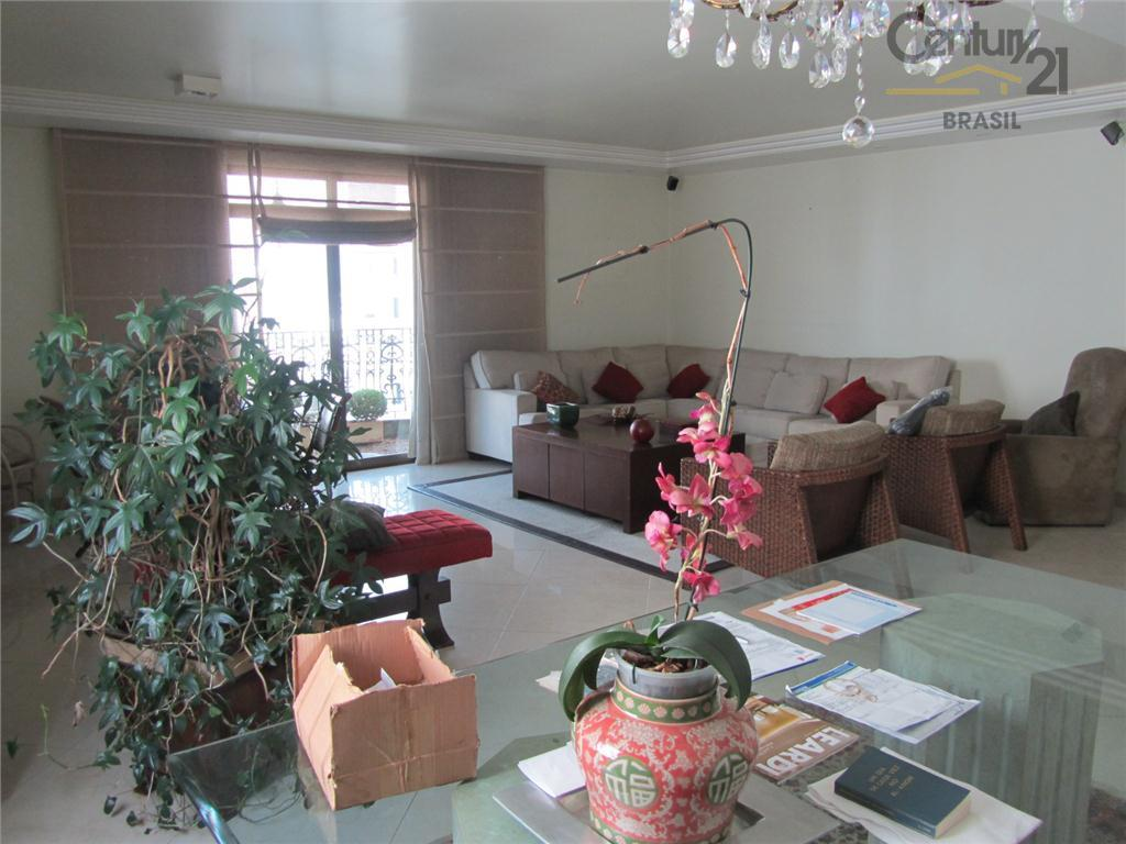 Apartamento Residencial para locação, Campo Belo, São Paulo - AP0897.