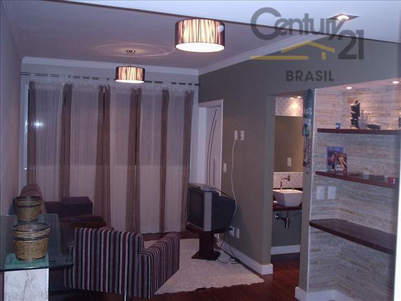 Apartamento Residencial para locação, Campo Belo, São Paulo - AP1009.