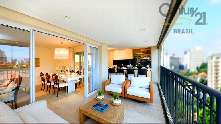 Apartamento Residencial à venda, Vila Nova Conceição, São Paulo - AP0099.