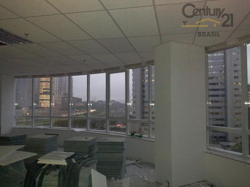 Conjunto Comercial para locação, Brooklin, São Paulo - CJ0033.