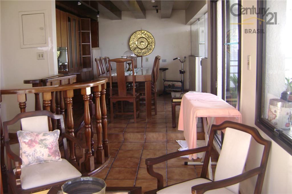 Apartamento Residencial à venda, Campo Belo, São Paulo - AP1555.