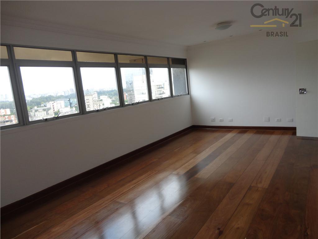 Apartamento Residencial para locação, Itaim Bibi, São Paulo - AP2881.