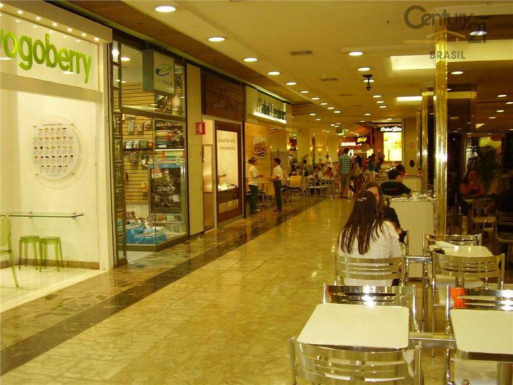 Loja Shopping Ibirapuera Locação e ponto comercial